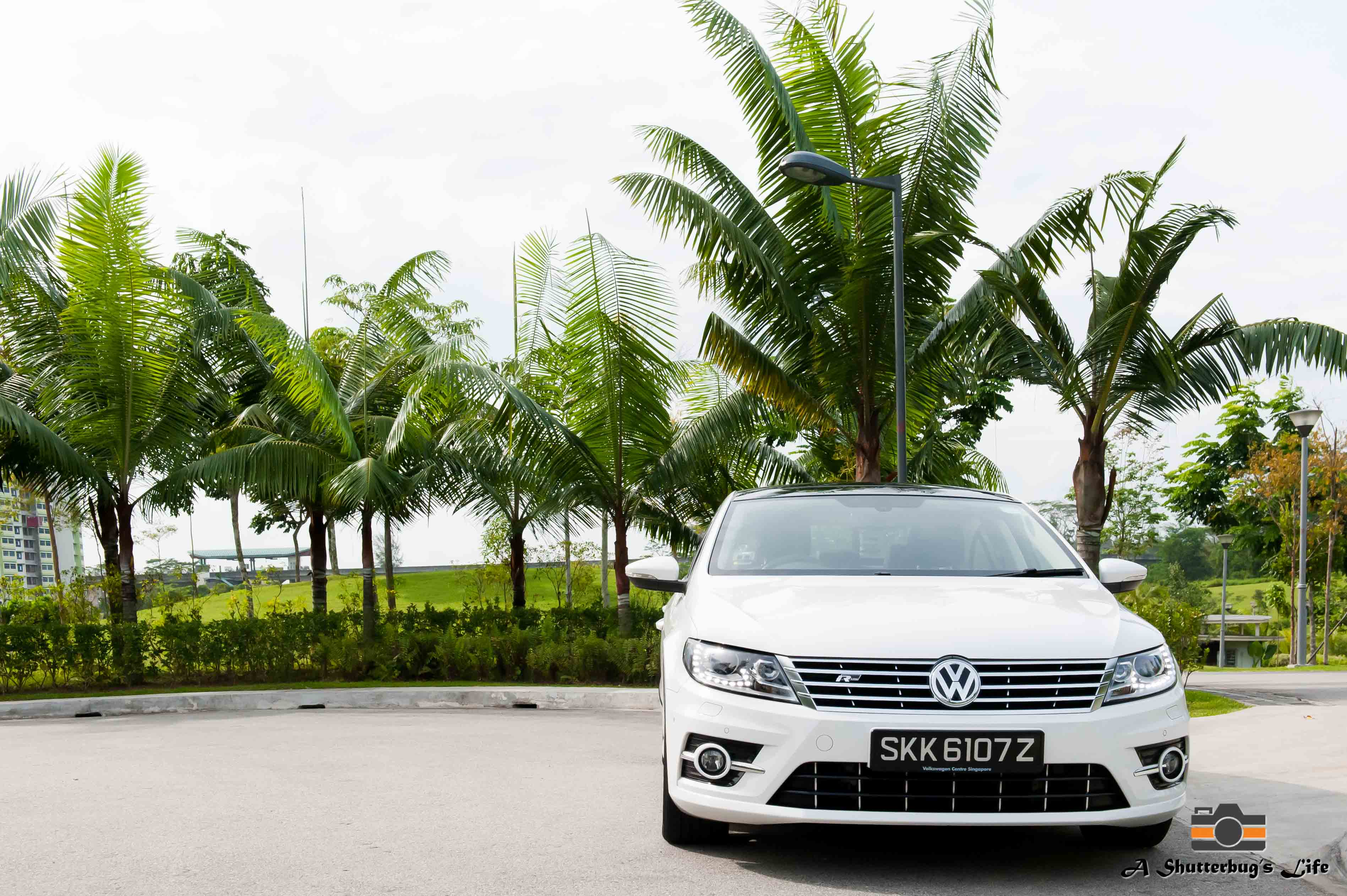 Review Behind The Wheels Of The Volkswagen Cc R Line A Shutterbug S Life